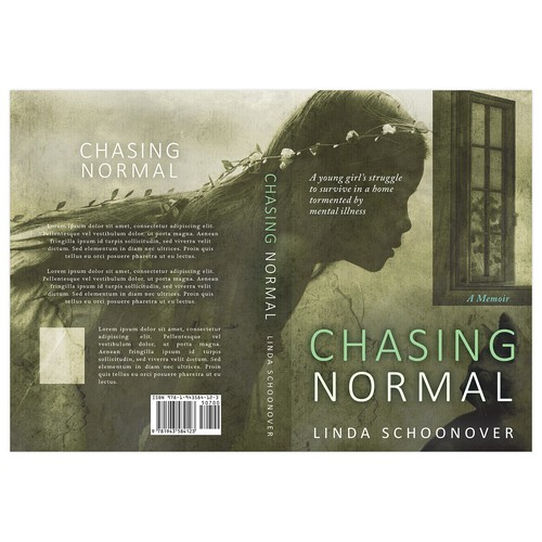 """Book cover for """"Chasing Normal"""""""