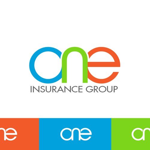 Help One Insurance Group with a new logo and stationary