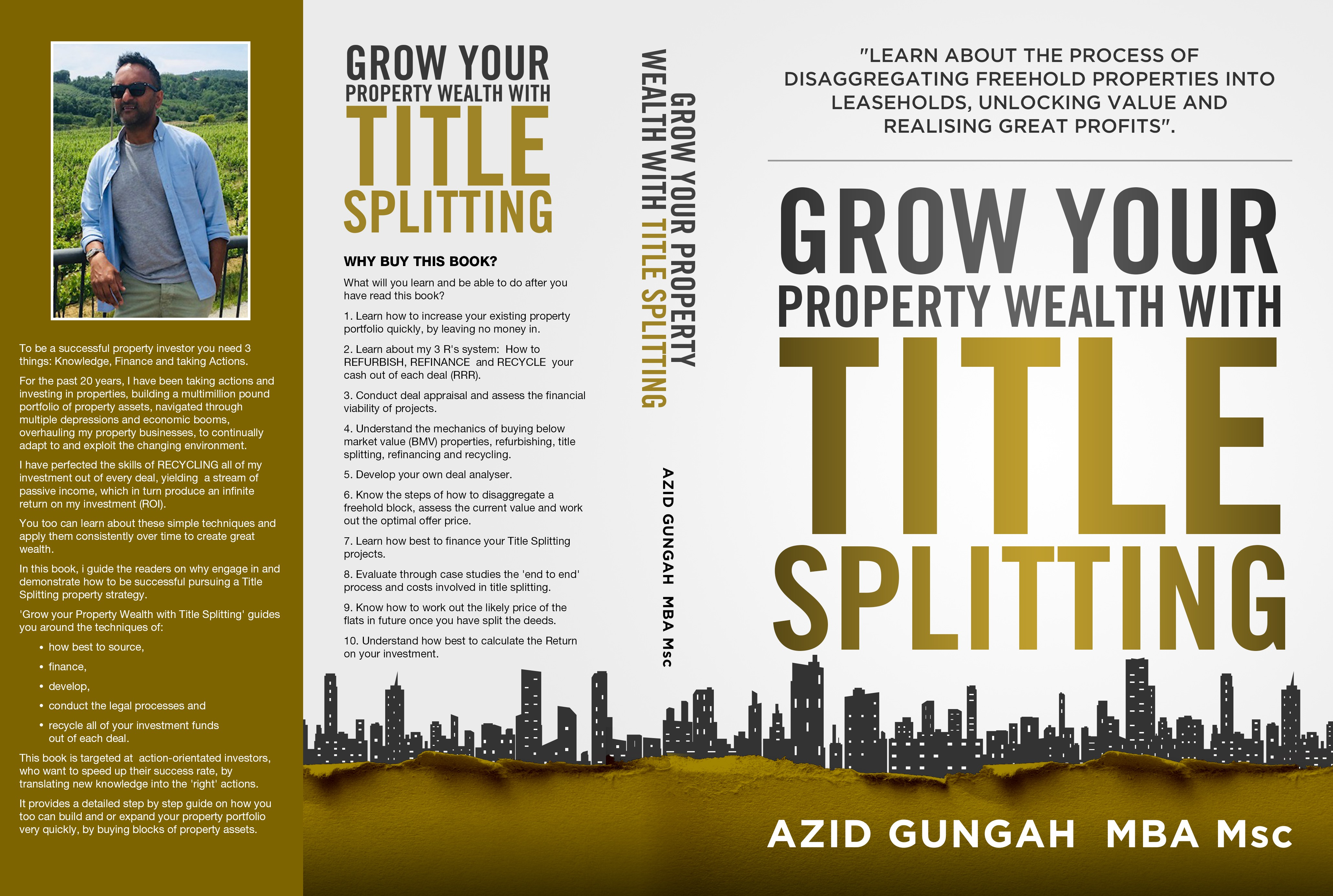 Design a book cover and format my new book which will be used for print and ebook format.