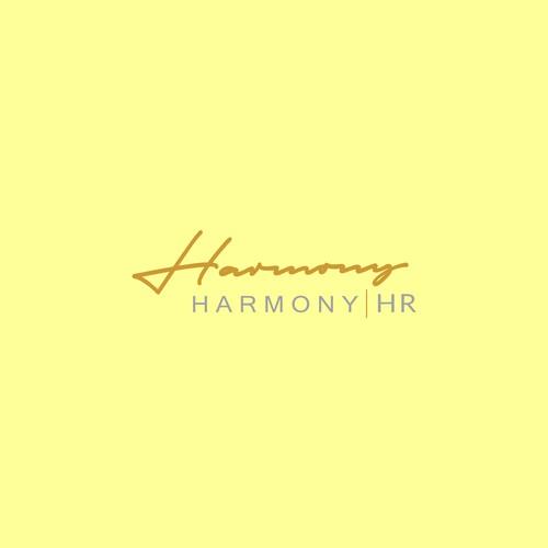 Logo concept for Harmony
