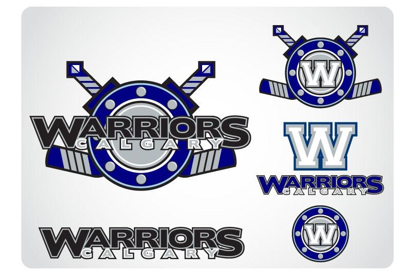 Help Calgary Junior Female Warriors Hockey Club with a new logo