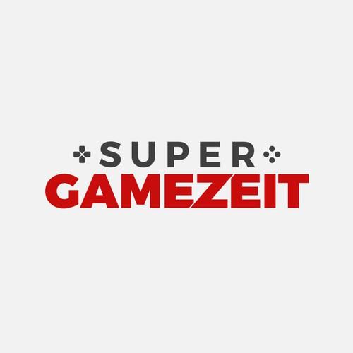 Video Game Editorial Website Logo