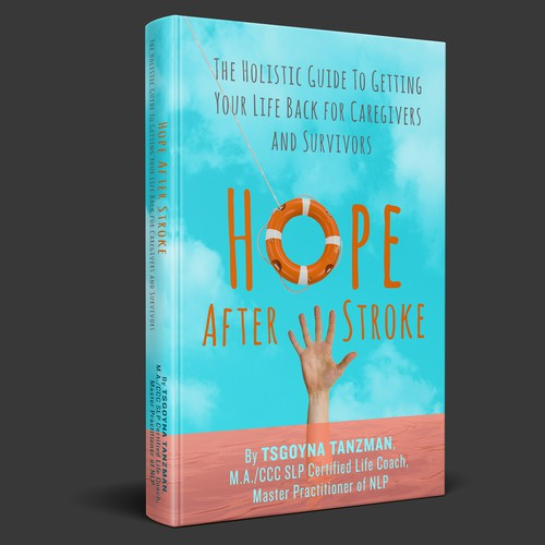 Hope After Stroke Book Cover