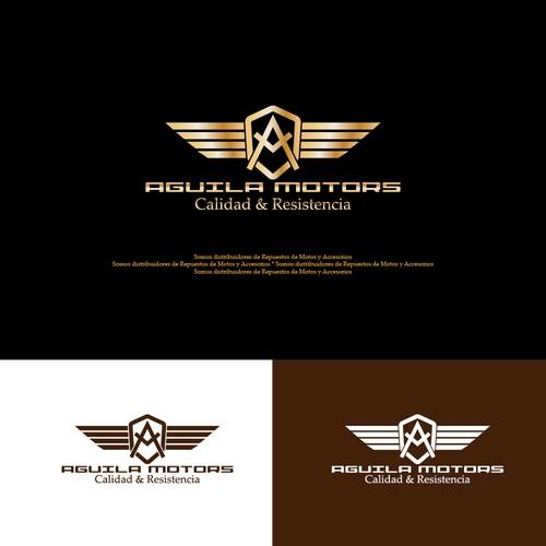 El Mega Logo - Aguila Motors