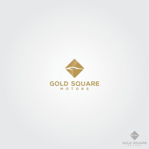 Logo for Gold Square Motors