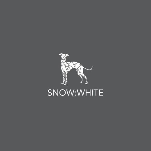logo for snow:white