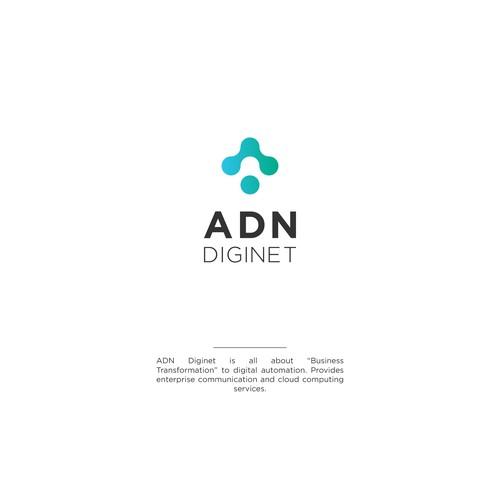 Innovation company logo concept