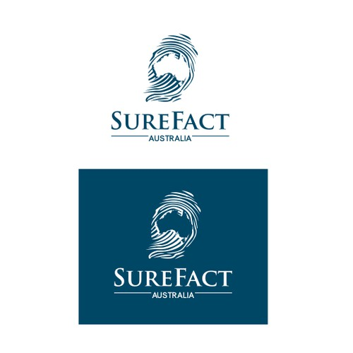 Help SureFact Australia with a new logo