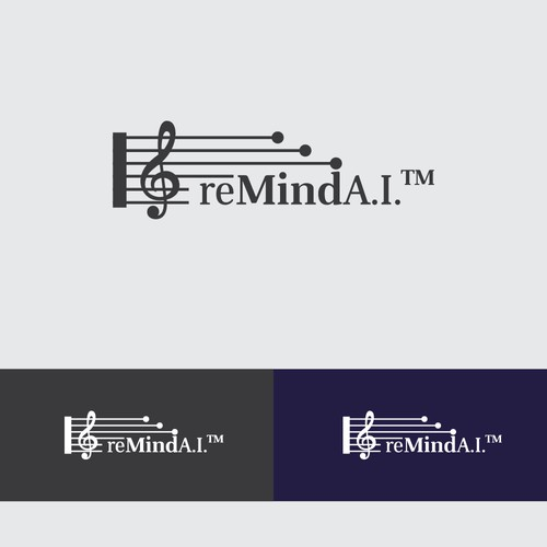 Logo Design for reMindA.I.