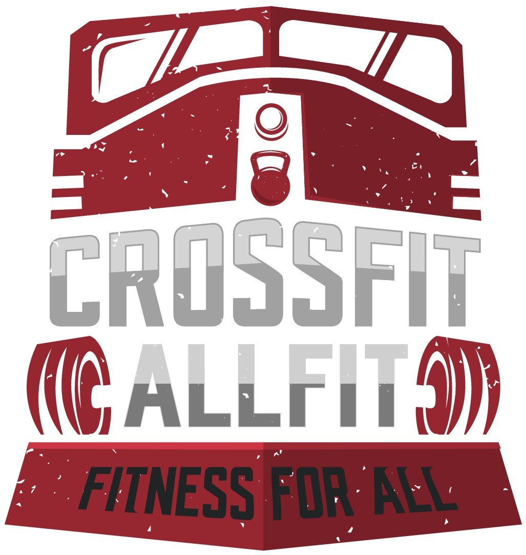 Create a Historic Urban logo for CrossFit AllFit