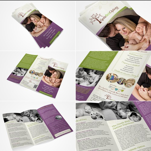 Birthing Center Brochure