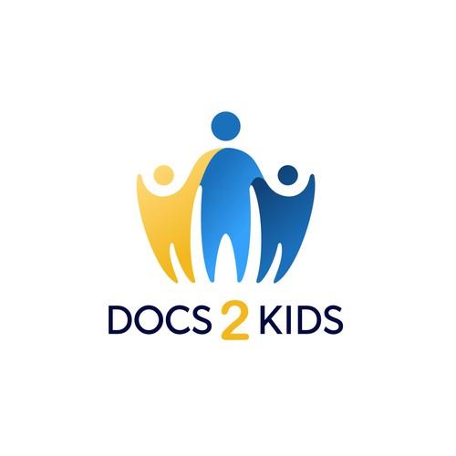 docs 2 kids logo