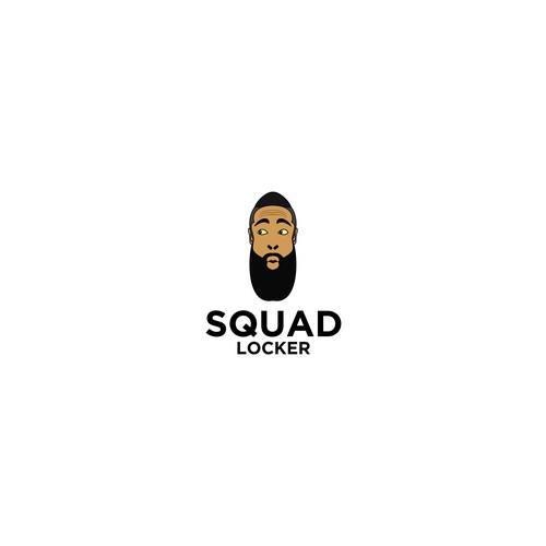 EA Sports - NBA 2K18 Logo (Squad Locker)