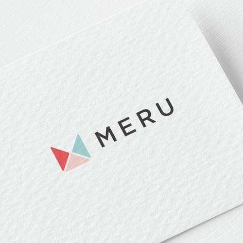 Logo for Meru e-commerce app