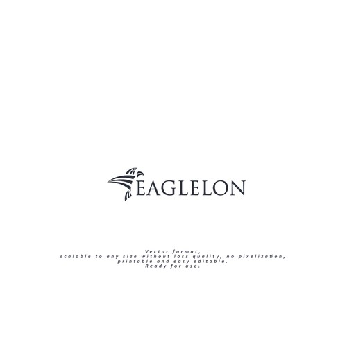 Eaglelon- logo for business & consulting company