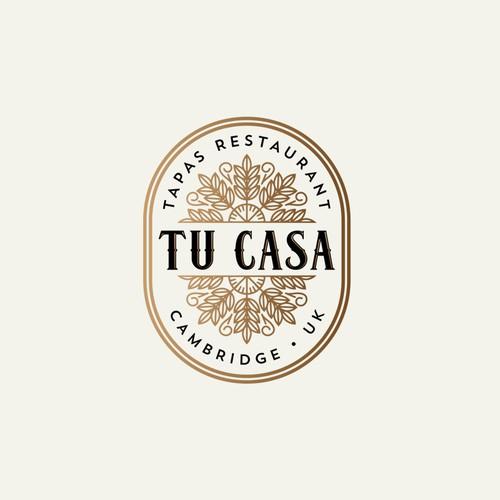 Tu Casa Tapas Restaurant Logo