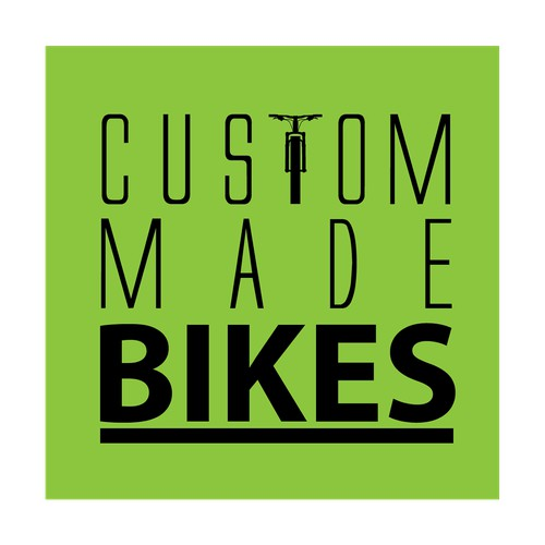 Iconic logo for bike manufacturing company