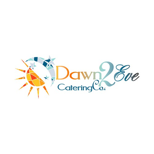 Dawn 2 Eve Catering Co (logo)