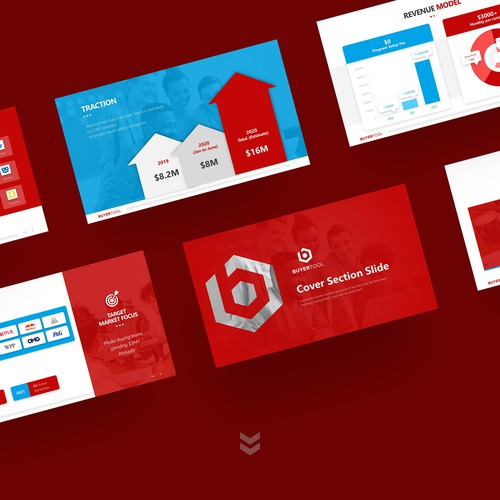 Software Startup Powerpoint Design
