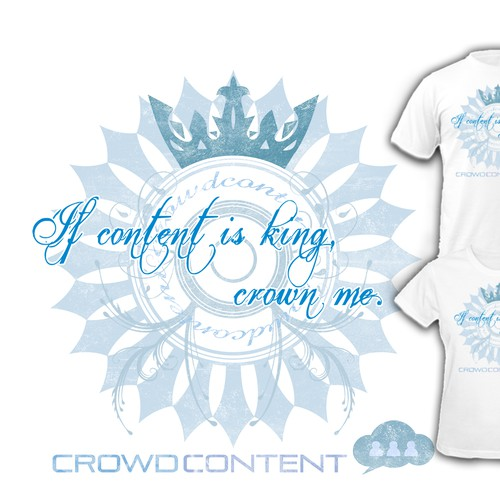Crowd Content T-shirt