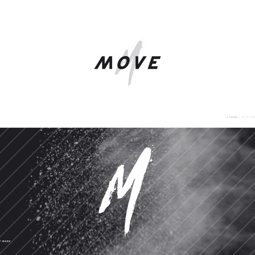 Brand identity for a high-end fitness club.
