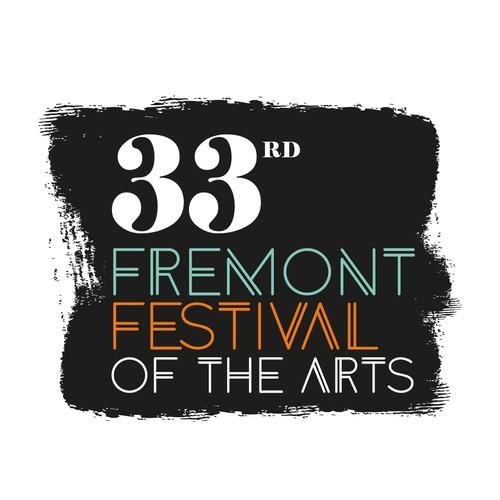 Logo concept festival