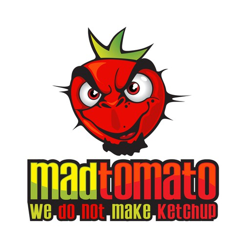 logo for Mad Tomato