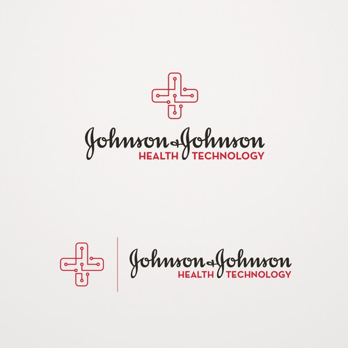 Logo for Johnson & Johnson Health Techology