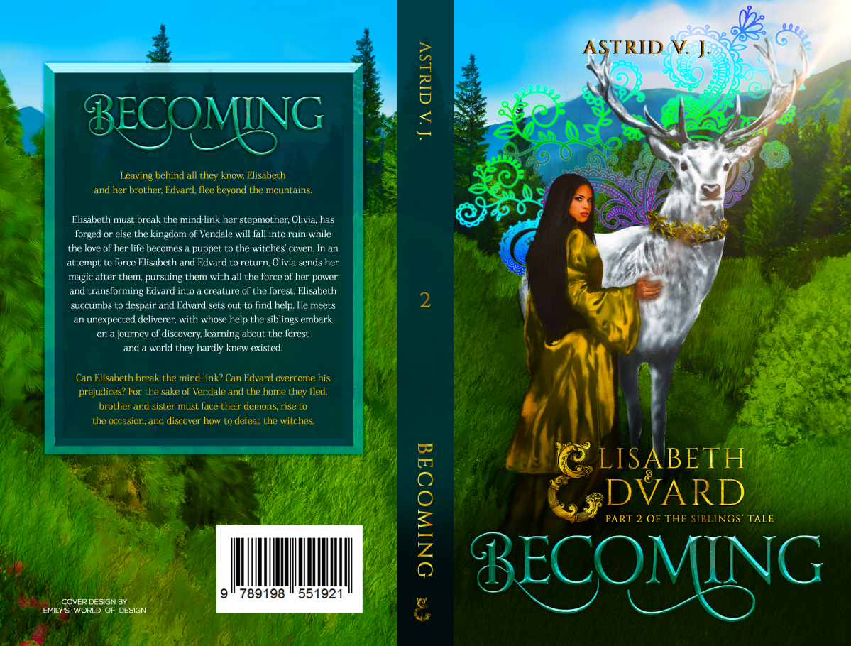 Becoming cover for European Market
