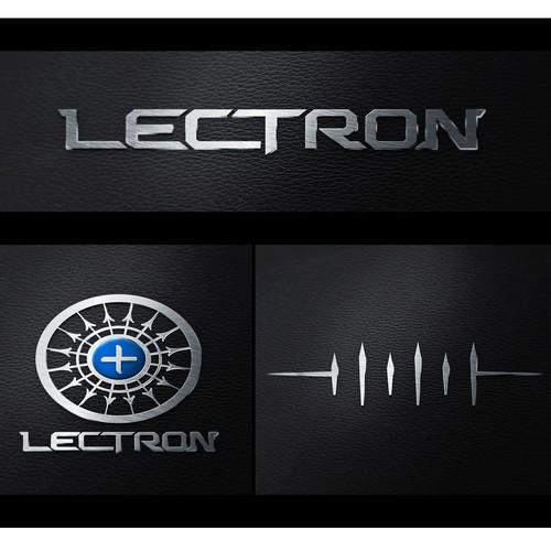 Futuristic logo design