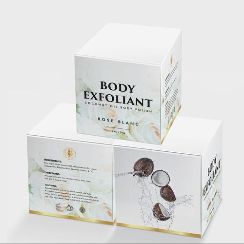 Luxury Cosmetic Packaging.