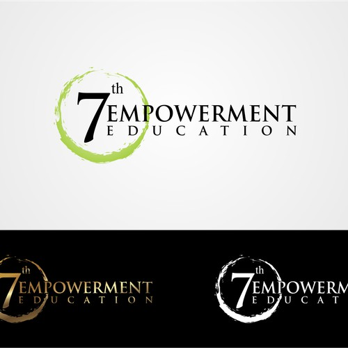 Help 7th Empowerment Education with aLogo & Biz Card