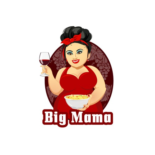 Big Mama, wine label