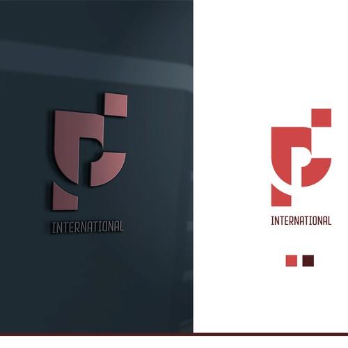 """Design Concept For Logo """"RPD"""" ! Combination """"r"""" + """"p"""" + """"d"""""""