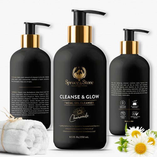 Cleanse & Glow - the luxury skin care products that promise amazing result without compromise.