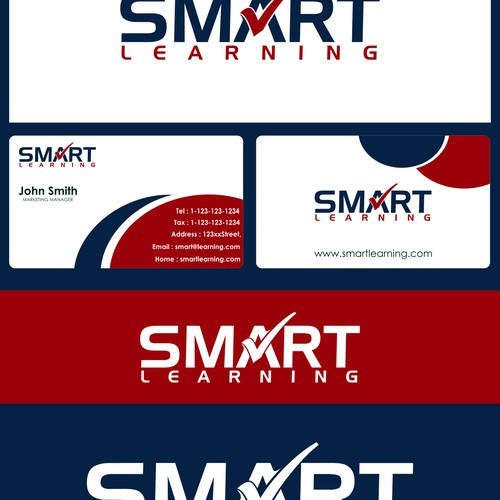 Create a new logo for the best way to educate - SmartLearning