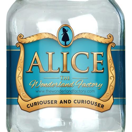 alice the wonderland factory
