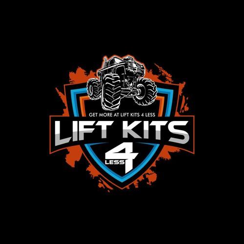 logo design aspen for Get more at Lift Kits 4 Less