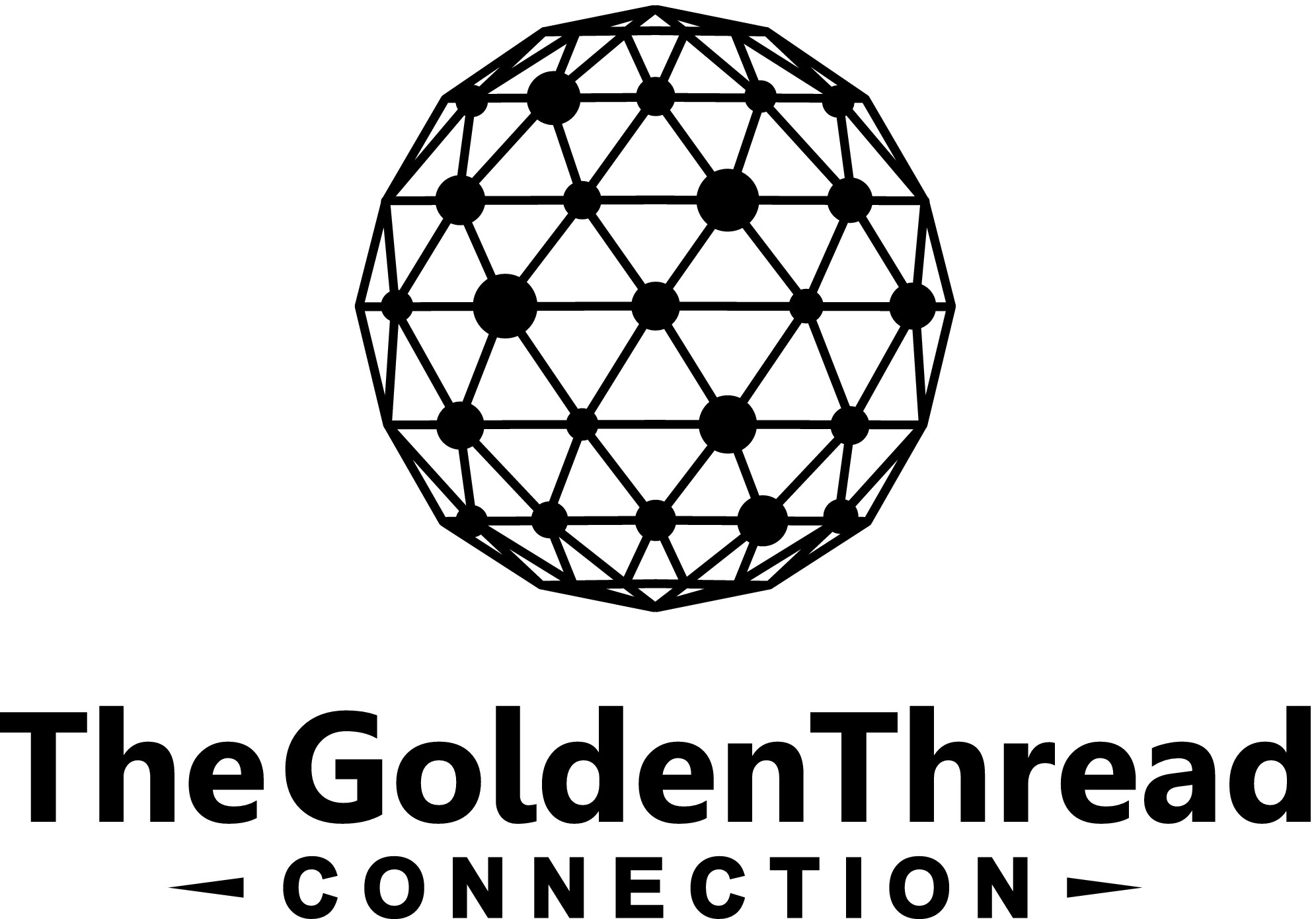 Philosophy, spirituality and art come together for The Golden Thread Connection--and we need a logo!