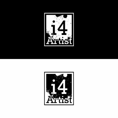 Proposta de Logotipo Para Site de Galeria de Pinturas e Artes