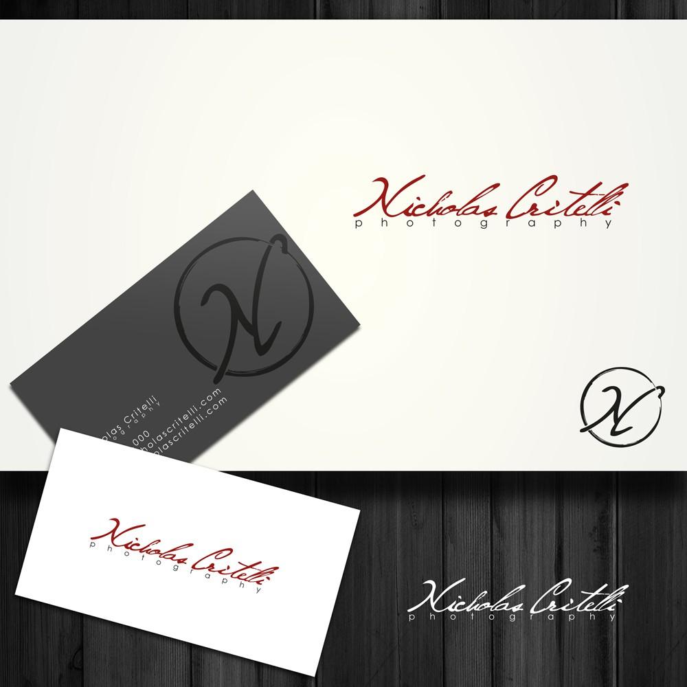 Create The New Logo For Nicholas Critelli Photography!