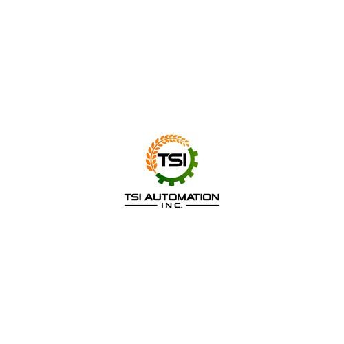 Agricultural technology logo design