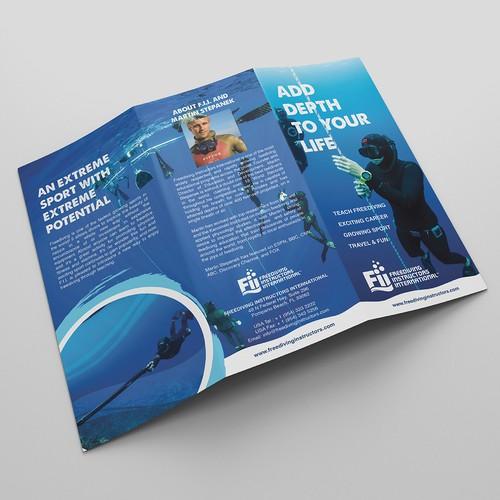 Brochure for F.I.I.