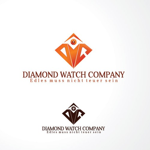 LOGO Diamond Watch Company (Wort-Bildmarke)