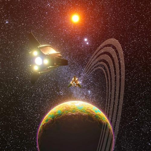 Proxima B — Arrival