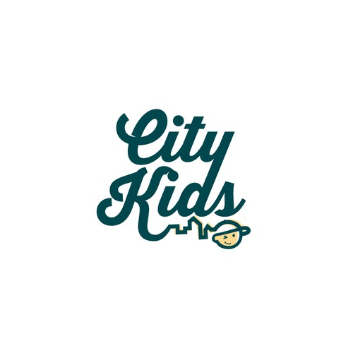 Hip Logo for City Kids