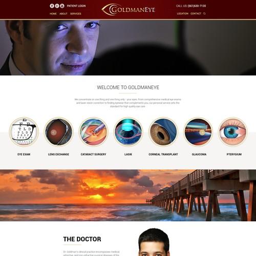 website for dr. david goldman