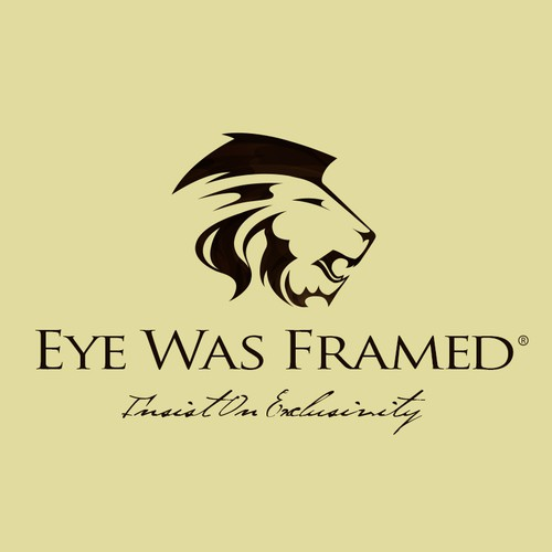 Create the next logo for Eye Was Framed® or ( EWF )