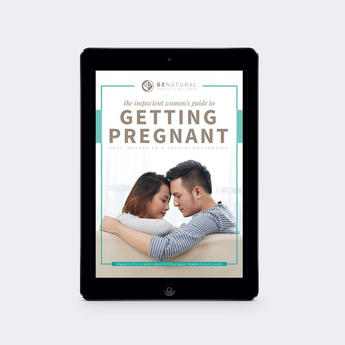 Ebook proposal for Singapore's First Natural Fertility Program