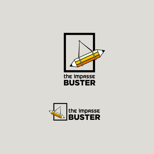 The Impasse Buster needs an impasse-kicking logo!